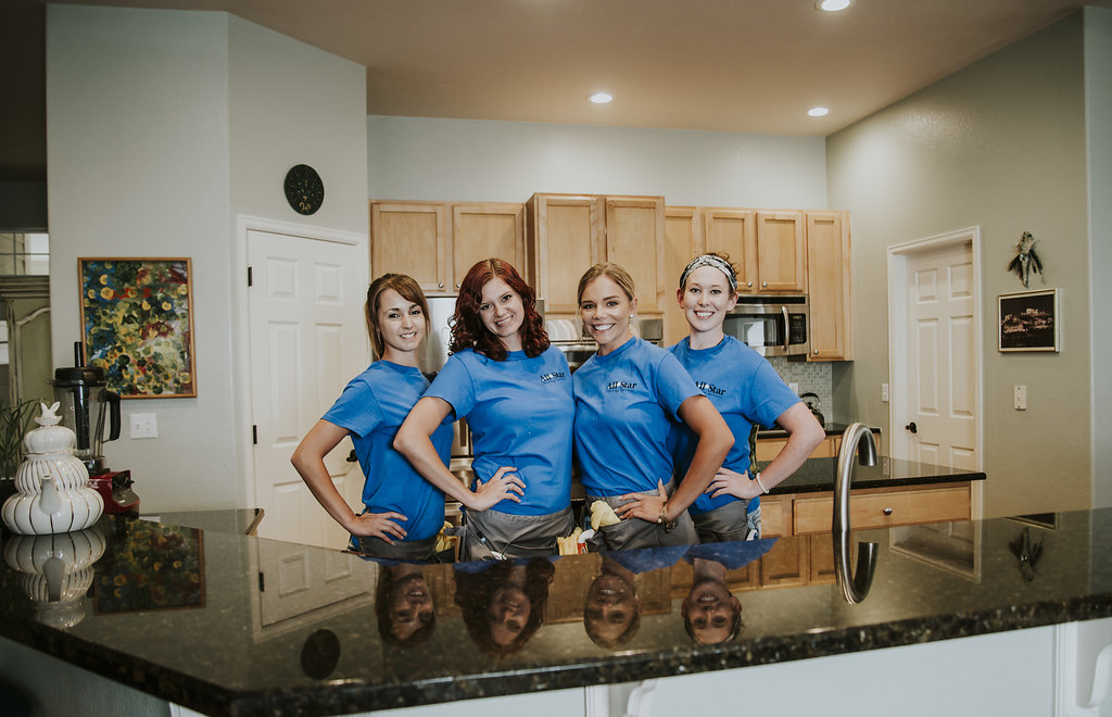 Maid Service Freeing You Up To Live Your Life All Star