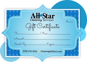 """Give the Ultimate Gift """"FREE TIME"""" - All Star Cleaning Services"""
