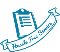 Hassle Free Service