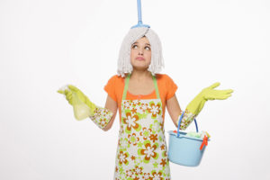 How to keep your home clean between cleaning service visits