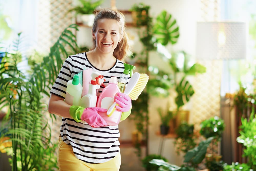 How do I clean my home to eliminate allergens