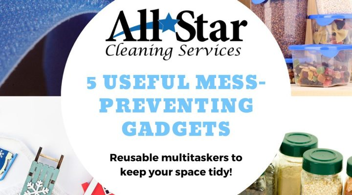 5 Useful Mess-Preventing Gadgets