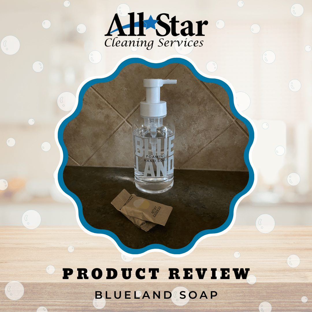 A Product Review of Blueland Soap